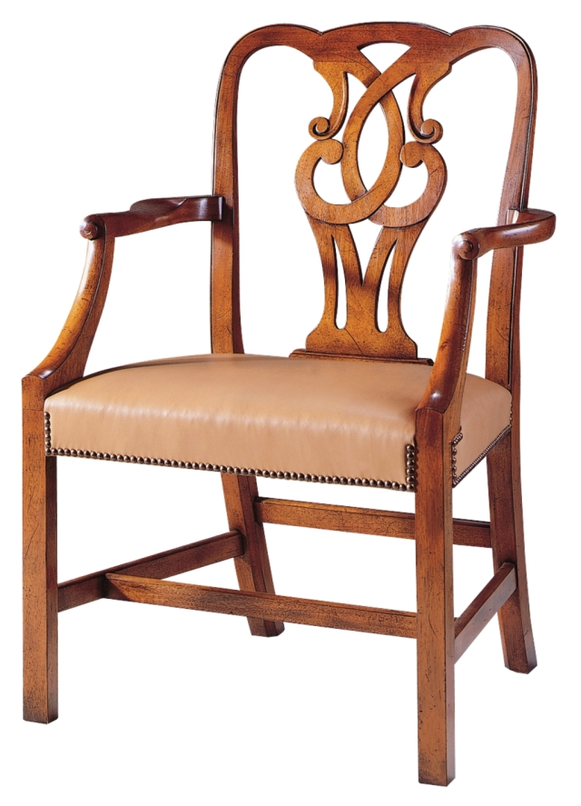 Museum Arm Chair - No. 789A