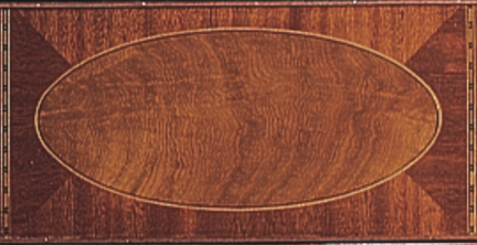 The Historic Charleston Collection - Bow Front Chest - No. 1978