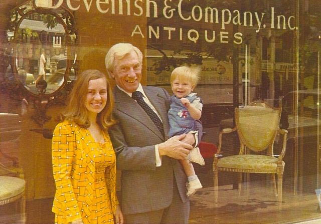 Louise Devenish - Devenish & Company Antiques