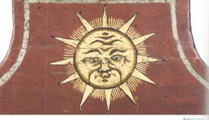 Japanned Sun