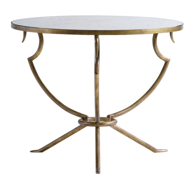The Collector's Edition Swan Center Table - no. 8578