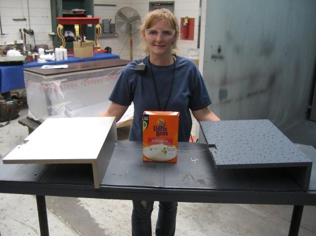 Priscilla Chafin - Repair Technician
