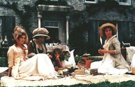 Ang Lee's Sense and Sensibility (1995)