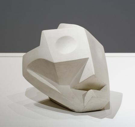Alberto Giocometti's Head Skull