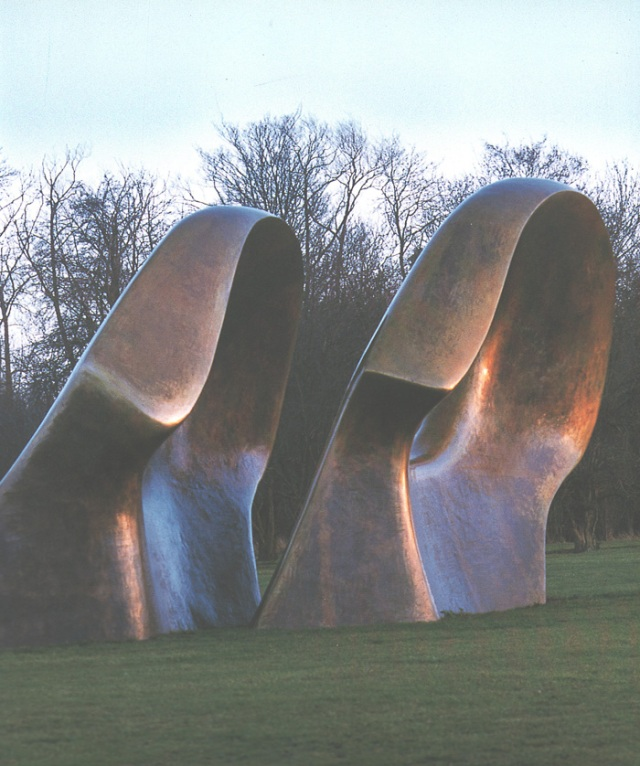 Henry Moore Bronze Sculptures