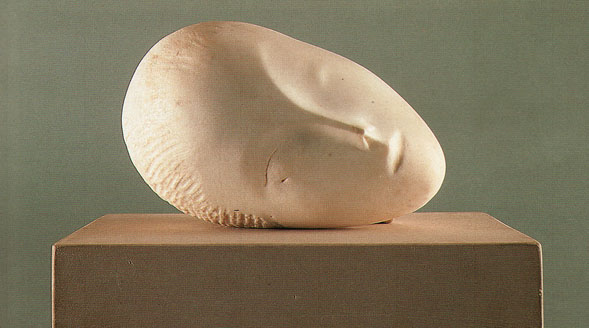 "Brancusi's ""Sleeping Muse"""