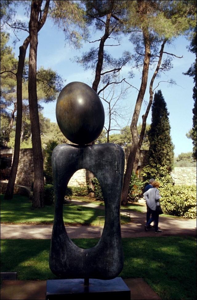 Maeght Foundation Sculpture Garden