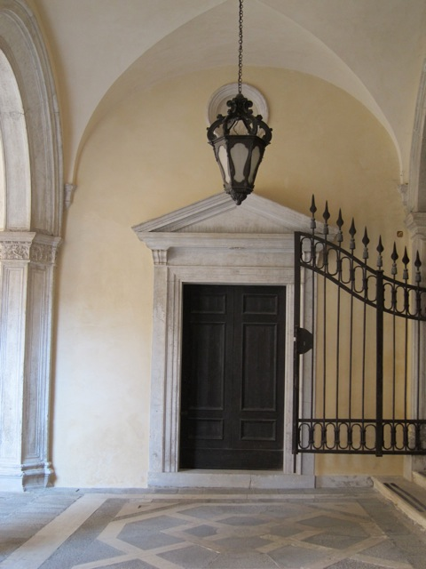 Elegant doorway