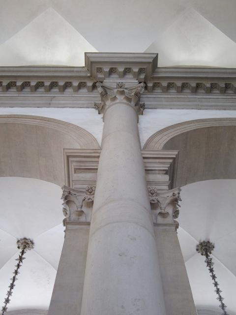 Inside San Giorgio Maggiore