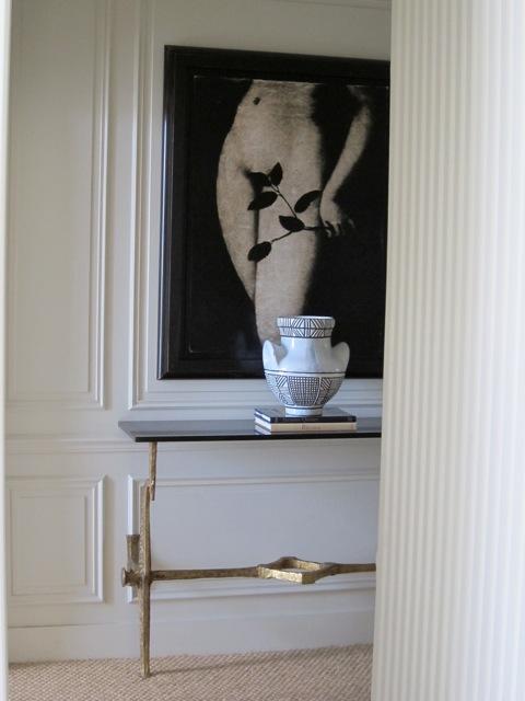 Pheasant apartment - Capron vase