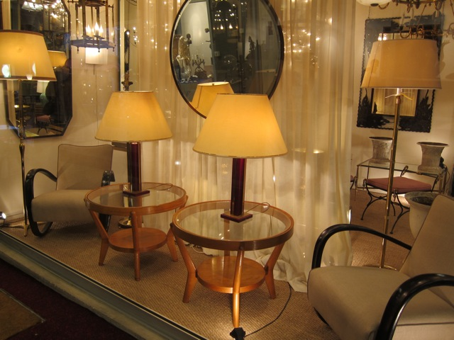 Paris Flea Market - Lighting and Accessories
